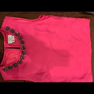 Kate spade pink top